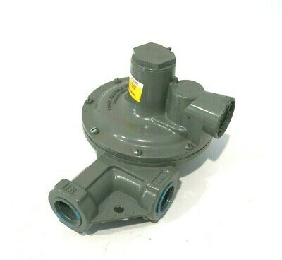 New Fisher Controls S252 Gas Regulator