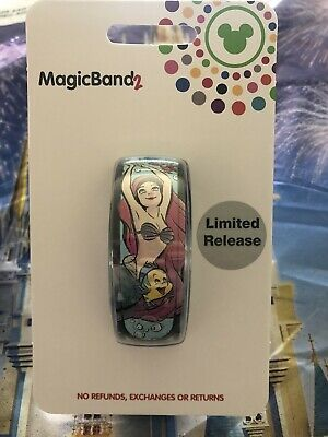 Disney Parks Little Mermaid 30th Anniversary Magic band - LIMITED EDITION!!