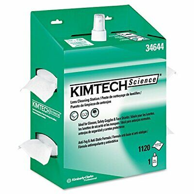 KCC34644 - KIMWIPES Lens Cleaning Wipes