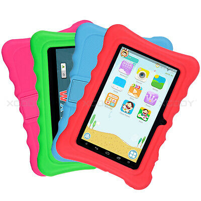 XGODY 7'' Quad Core Android 8.1 Tablet PC HD WiFi 16GB for Kids Children Gift
