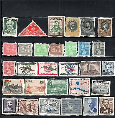 Carribean Stamps  Used  & Mint Hinged Lot 50990Abc