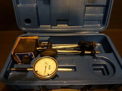 Fowler dial indicator Set Magnetic Base