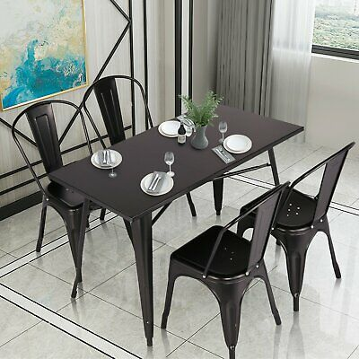 New Metal Indoor-Outdoor Resturant Dining Table Metal Coffee/Bar Table