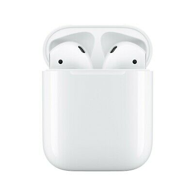APPLE AirPods 1st Gen MMEF2AM/A Wireless Bluetooth Earbuds With Charging Case
