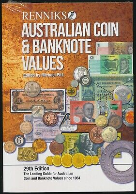 Australia 2019 Renniks Latest Coin & Banknote Guide 29th Edition Weight 890g