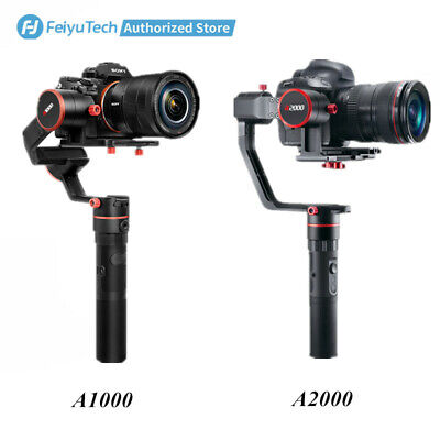 Feiyu A2000/A1000 Handheld Gimbal Stabilizer for DSLR/Mirrorless Camera