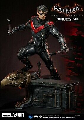 Prime 1: Red Nightwing statue in new condition - Batman limited to 150 pieces