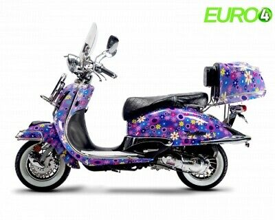 EasyCruiser FLOWER 125 CCM E4