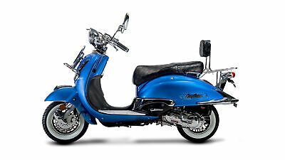EasyCruiser Royal Blau 50 CCM basic E4