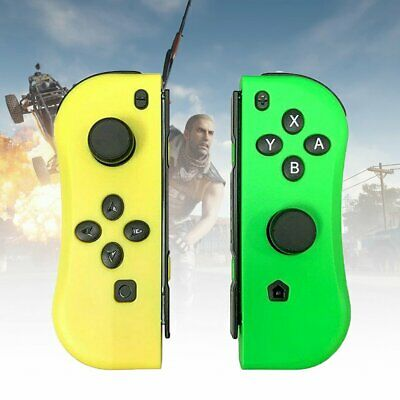 Joy-Con Game Controllers Gamepad Joypad for Nintendo Switch Console Left + Right