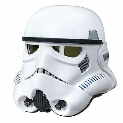 The Black Series Imperial Stormtrooper Electronic Voice Changer Helmet