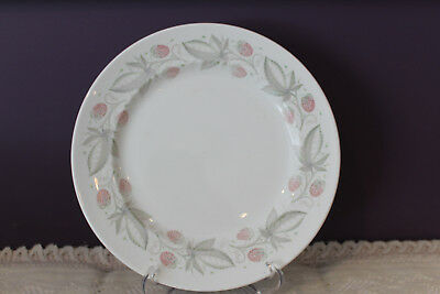 "Susie Cooper Wild Strawberry 10-3/4"" Serving Plate C486"