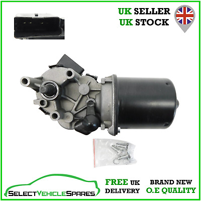 New Front Windscreen Wiper Motor For Nissan Qashqai +2 Mk1 J10 28800-Jd000 07-13