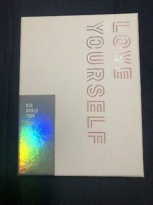 BTS Love Yourself Tour Seoul Bluray DVD