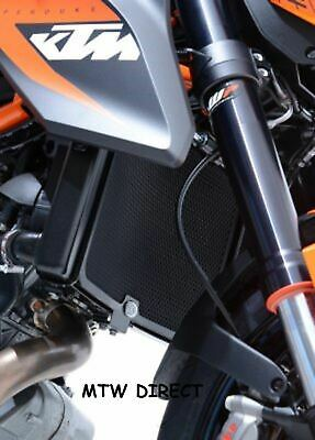 KTM 1290 Super Duke GT 2016 R&G Racing Radiator Guard RAD0168BK Black