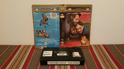 Fly Away Home (VHS, 1997  Clam Shell Case) Tape & clamshell case FRENCH rental