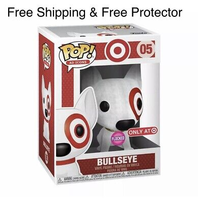 Funko Pop! Flocked Bullseye 05 Target Exclusive Ad Icon Pre-Order!