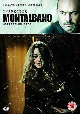 Inspector Montalbano - Collection 9  with  Luca Zingaretti New (DVD  2019)