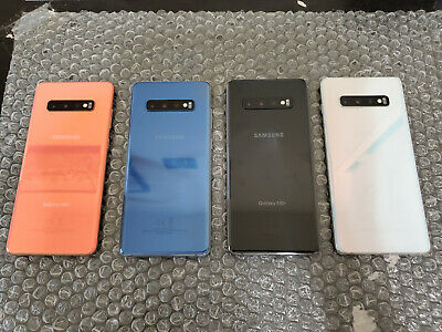 Mint Samsung Galaxy S10 Plus G975U 128GB AT&T Only Clean Blue Black White + More
