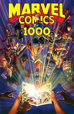 Marvel Comics #1000 Cover A - Marvel - Release Date 28/08/19