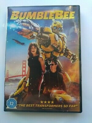 Bumblebee DVD 2019 Brand New and Sealed Genuine UK Region 2 Transformers