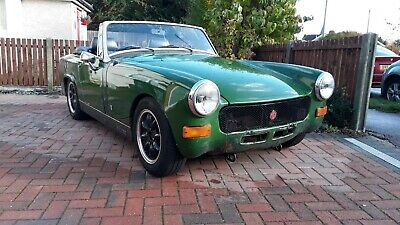 1979 MG Midget 1500 - Easy Project