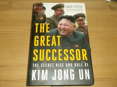 The Great Successor by Anna Fifield (author)