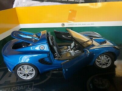 Miniature Lotus Elise 111S Model 2002 - JADI Model Craft
