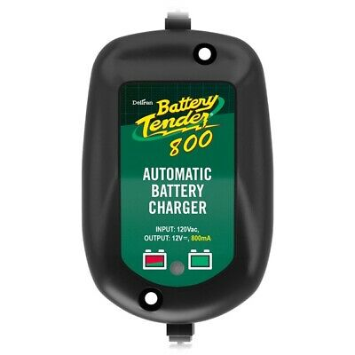 Battery Tender Battery Charger Waterproof 800 900605  Part# 022-0150-DL-WH