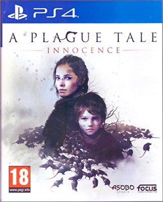 PS4-A Plague Tale: Innocence /PS4 GAME NUOVO