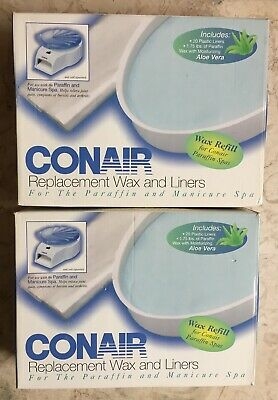 Conair Replacement Wax and Liners
