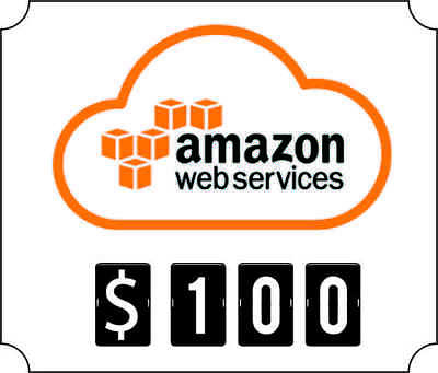 $100 AWS Promotional Code