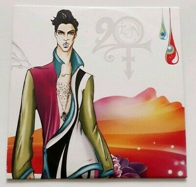 Prince 20ten CD, condition like new
