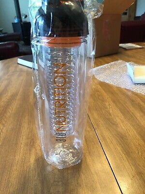 310 Nutrition Infuser Water Bottle, NEW & SEALED