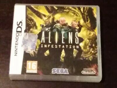 Aliens: Infestation, Nintendo DS / 3DS / 2DS - Very good condition, PAL version
