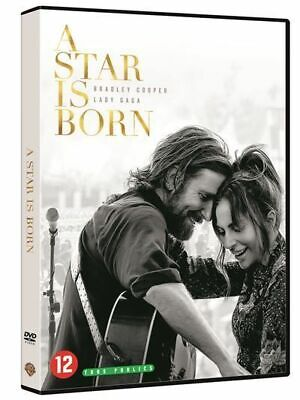 A STAR IS BORN - Bradley Cooper Et Lady Gaga - DVD NEUF SOUS BLISTER