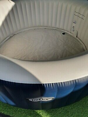 Intex PureSpa 6 Person Liner Only Blue Spa ad 018