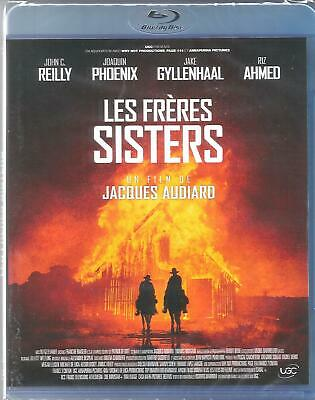 LES FRERES SISTERS ; Jacques Audiard - BLU-RAY NEUF SOUS BLISTER