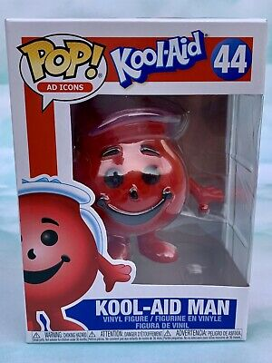 Funko Pop! Ad Icons - Kool Aid Man Vinyl Figure