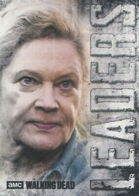 2018 Topps The Walking Dead Hunters and the Hunted Leaders Insert #L-9 Natania
