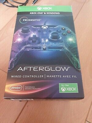 PDP AFTERGLOW PRISMATIC Wired Controller for Xbox One (Pre