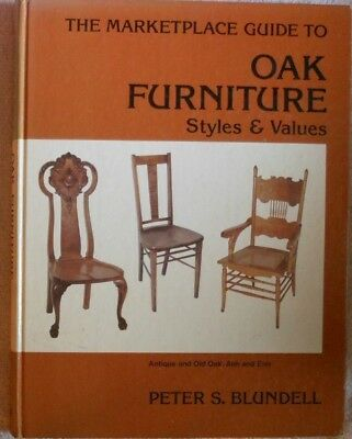 Marketplace Guide To Oak Furniture - Styles & Values