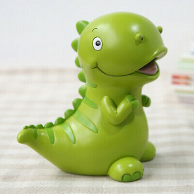 1PC Dinosaur Adorable Cute Coin Bank Saving Bank for Bedroom Living Room Desktop