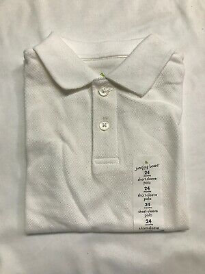 Boys 24 Months Jumping Beans Polo Shirt. 100% Cotton.