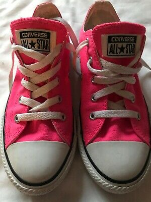 85cc9f3abfa0a VANS HIGH TOPS Leopard Print Hot Pink Girls Youth Size 13 EUC ...