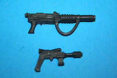 "STAR WARS MODERN WEAPONS 1  PC /""RIFLES/"" TIE PILOT SOLO GREEDO GREAT SHAPE FIGURE"