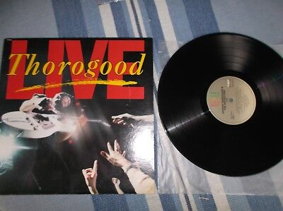 George Thorogood & the destroyers live LP Album  Canada pressing