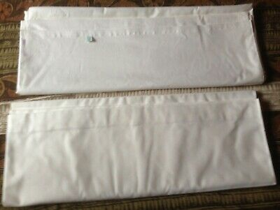 Vintage Sheets Myer Strongweave Queen Antique Luxury Pure Cotton (Like Actil)