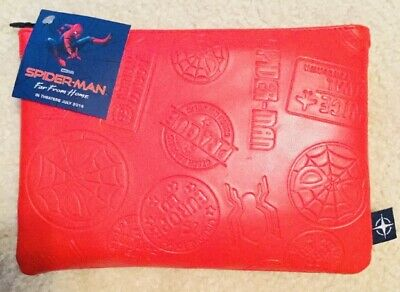 UNITED AIRLINES Spider Man Movie Limited Edition Amenity Kit—New And Unopened
