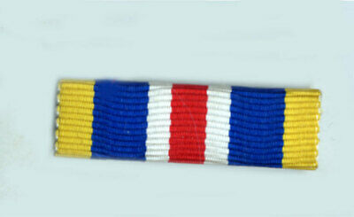National Guard Ribbon-IL. N.G. Long and Honorable Service, type 2 Ribbon